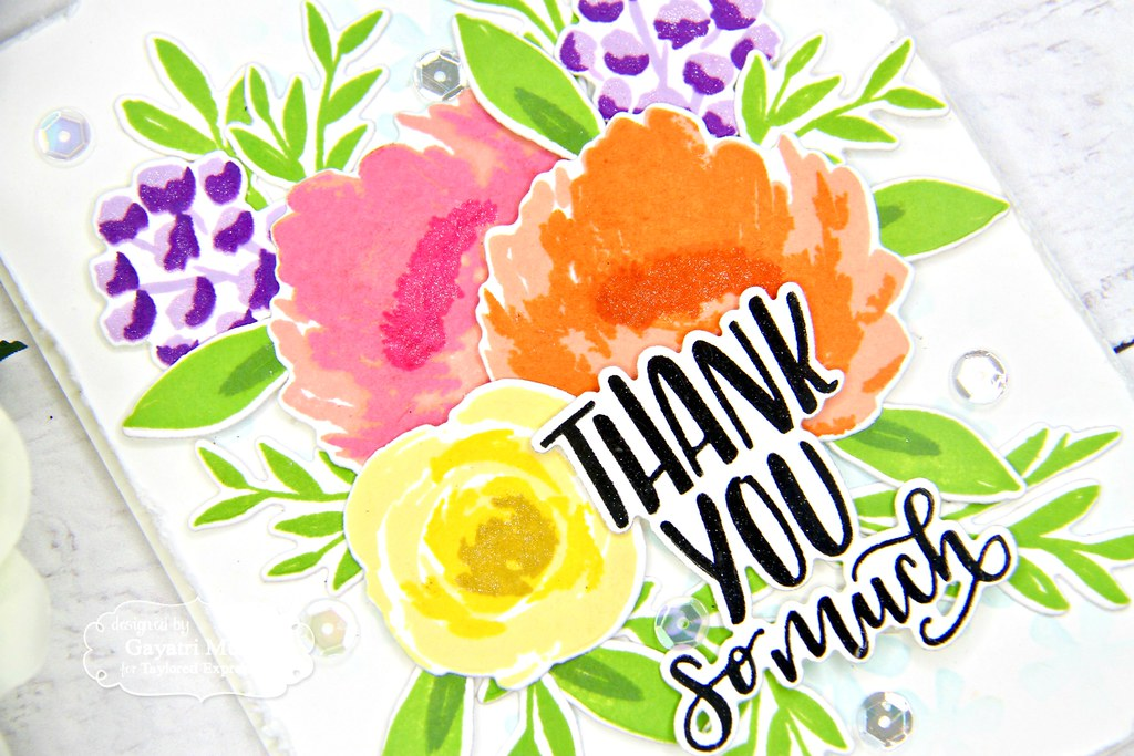 Thank you card closeup3