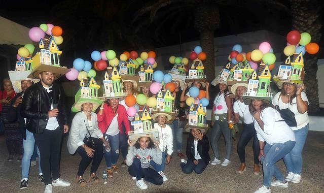 Baile del sombrero - Fiestas de San Bartolomé 2019