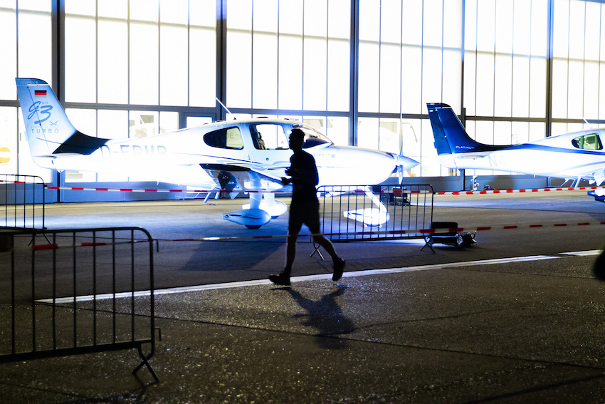 Airport Nightrun 2018 - SBS Fotomarketing