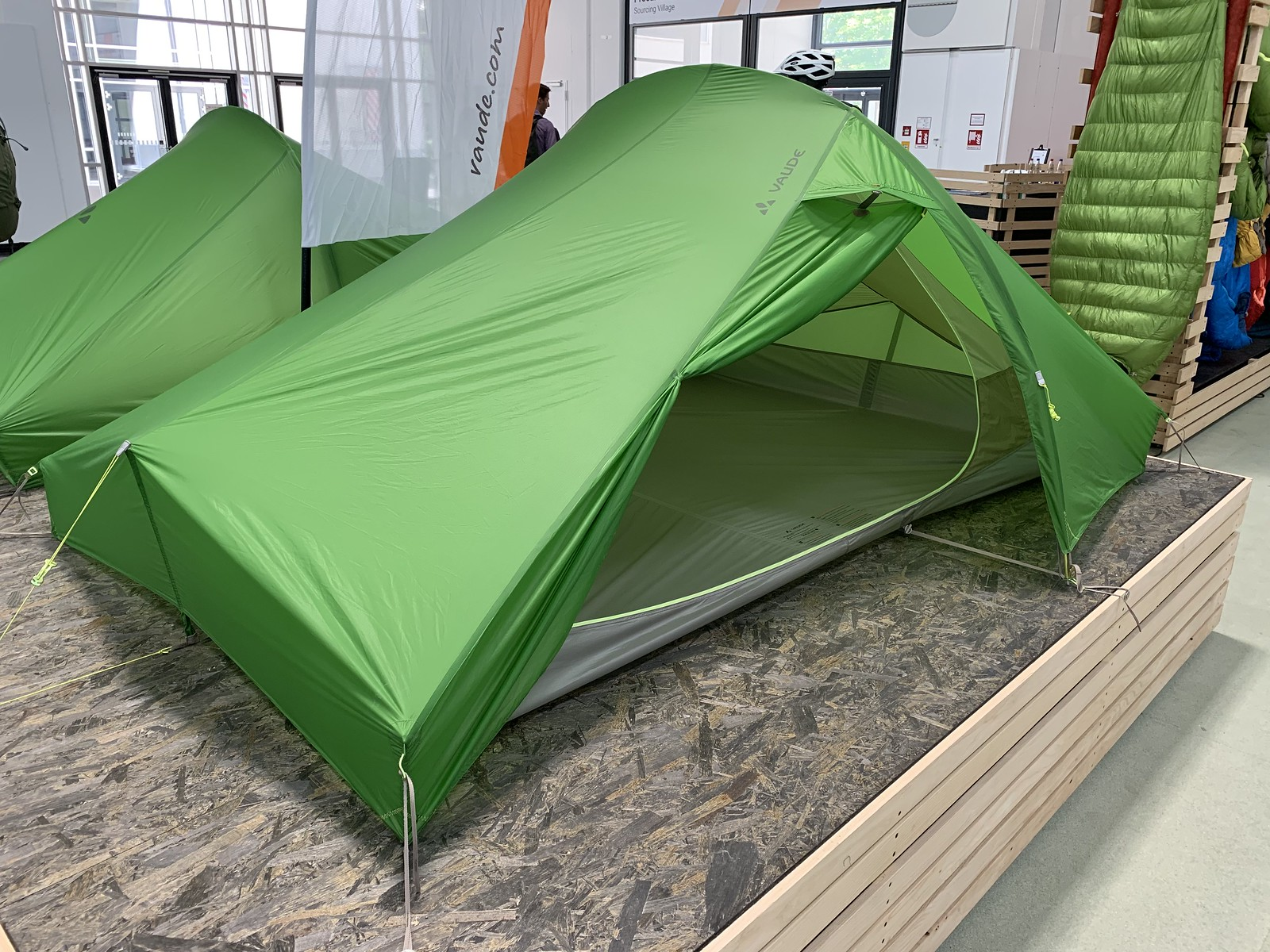 Vaude Lizard Seamless 1-2 Person Tent