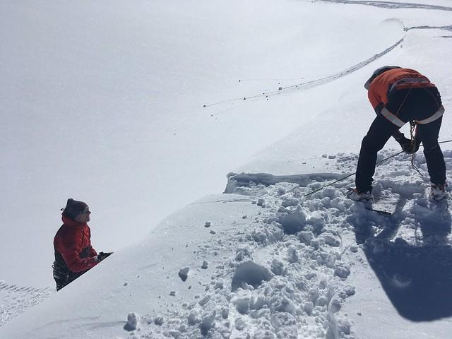 Basiscursus Sneeuwschoenwandelen Ötztaler Alpen