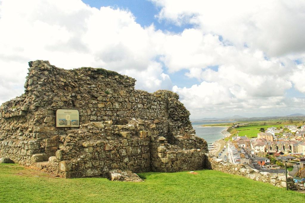 Criccieth Castle, North Wales