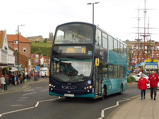 Arriva North East 7406 - NK64 FSO