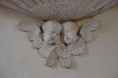 sad cherubs