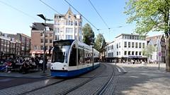 Tram / Spui / Amsterdam