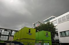 Building site, QMUL