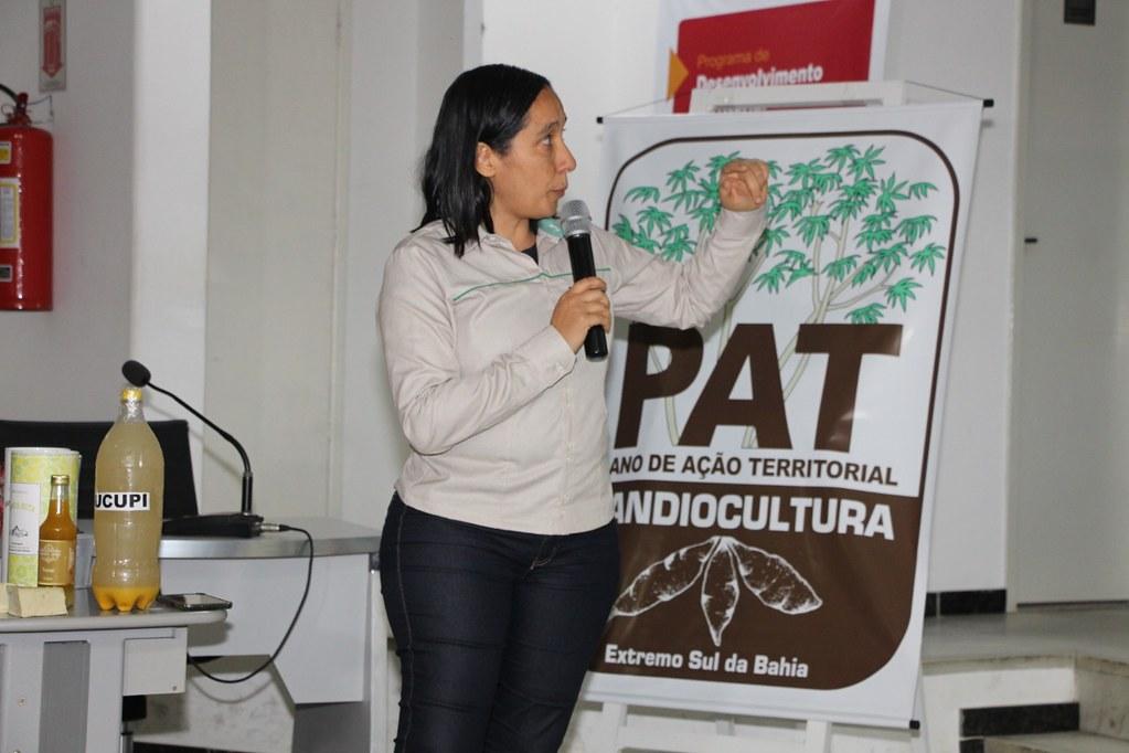 Ações coletivas são apresentadas no Plano de Ação Territorial da Mandiocultura (PAT) (10)