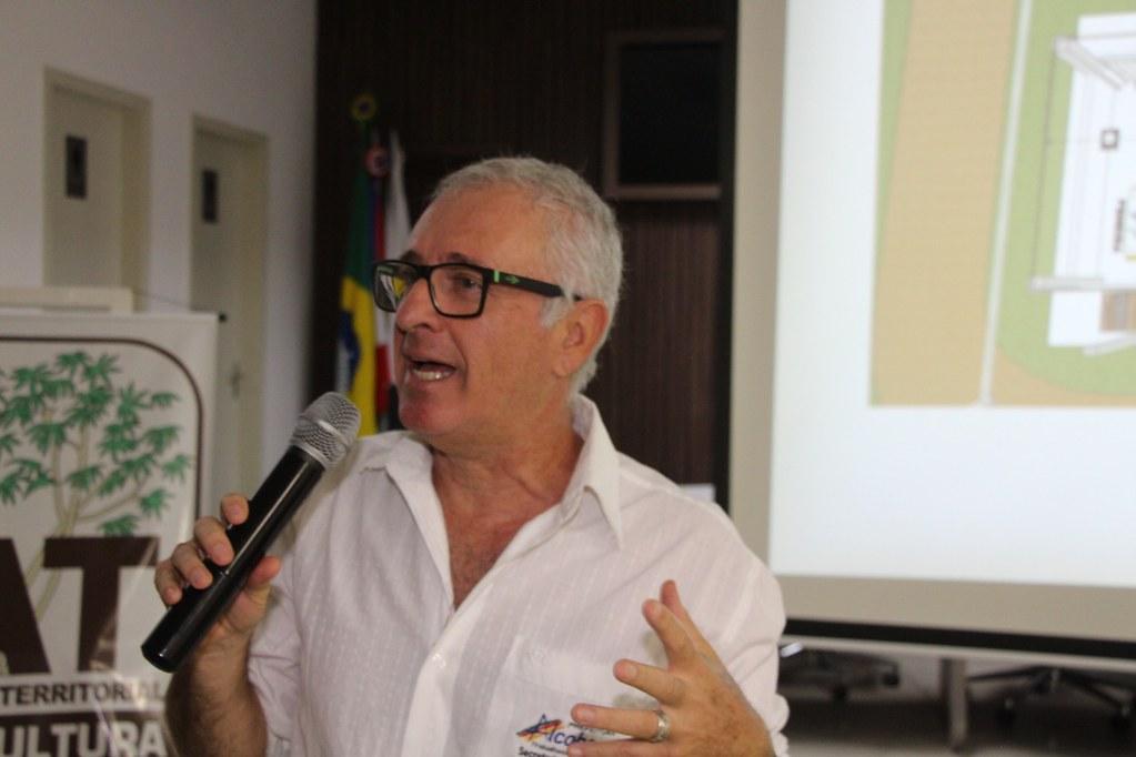 Ações coletivas são apresentadas no Plano de Ação Territorial da Mandiocultura (PAT) (11)
