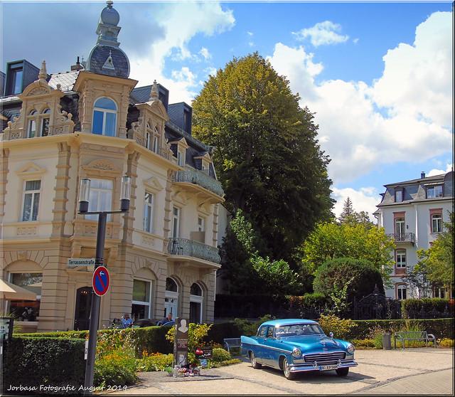 Bad Nauheim/Germany - Elvis-Presly-Platz