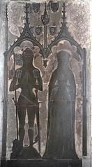 Sir Simon and Lady Margaret Felbrigg, (c1450)