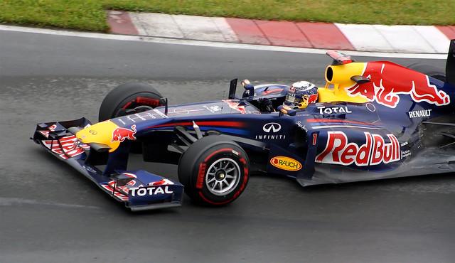 Sebastien Vettel 2011 Canada