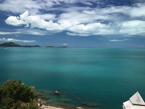 サムイ島 8月16日 お天気最高です!