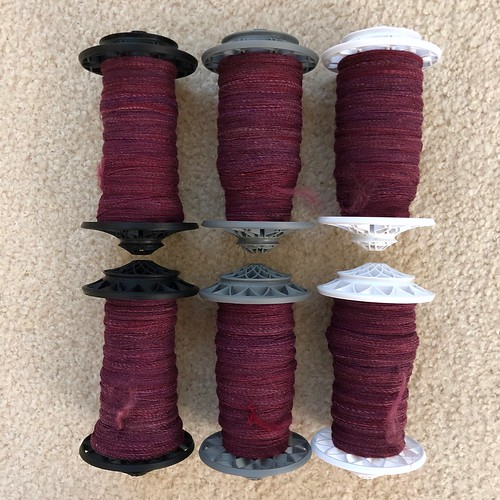 Cranberry spinning