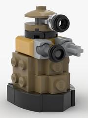 lego Dalek moc (V.2)