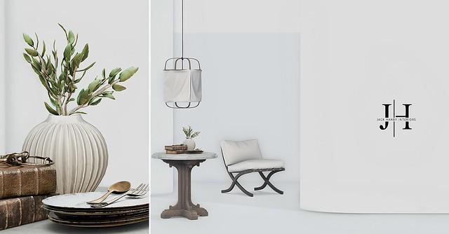 Jack Hanby Interiors; Equal10 Ft - Architect