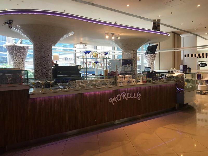 Morelli's Gelato, Shangri-la Plaza