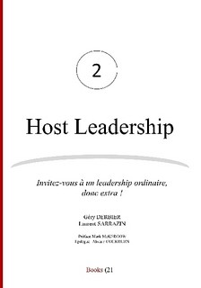 Host Leadership, par Géry Derbier & Laurent Sarrazin