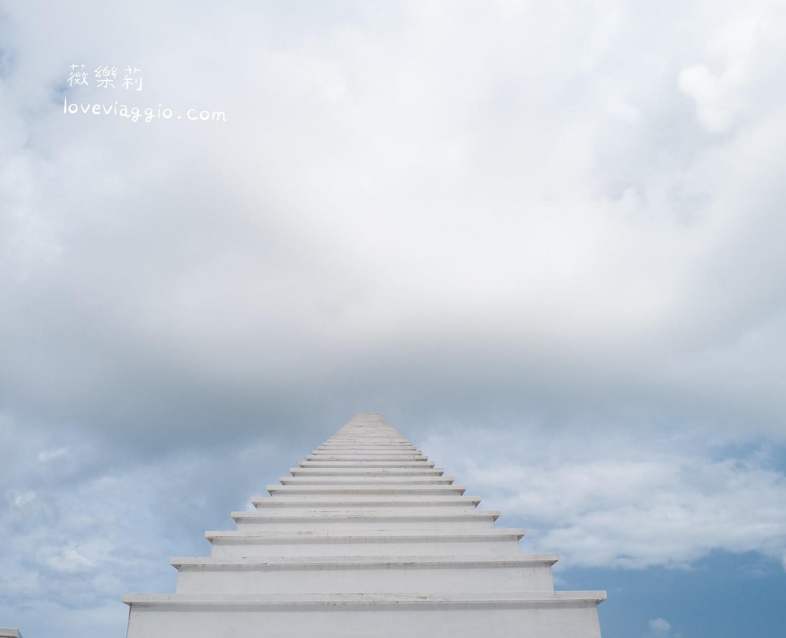 【澎湖 Penghu】傳承堡飯店 鄰近山水沙灘 城堡造型 天梯IG打卡 @薇樂莉 Love Viaggio | 旅行.生活.攝影