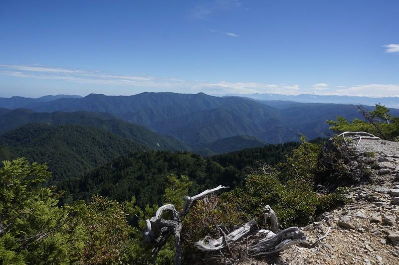 Attack to The Mt. Sanpouiwadake