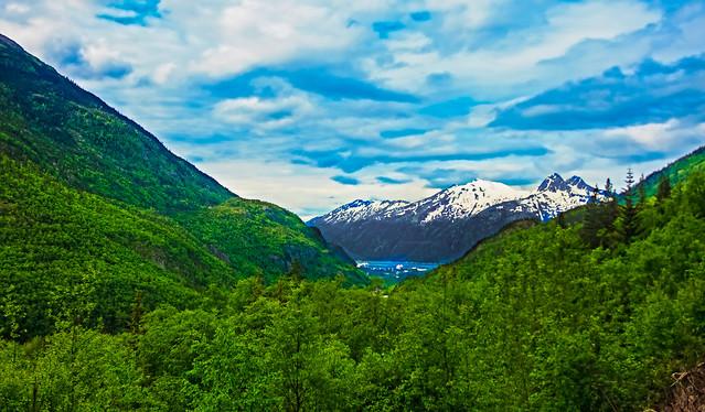 White Pass Valley View