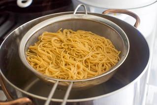 thin spaghetti
