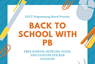 BACK TO SCHOOL WITH PROGRAMMING BOARD
