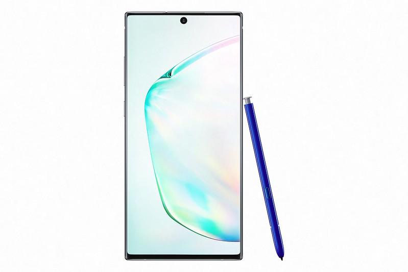 Samsung Glaxy Note10+ - Aura Glow - Front