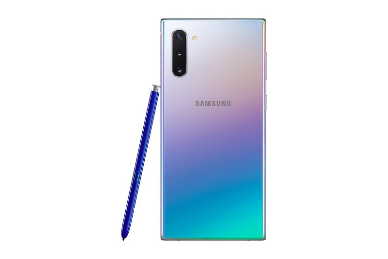 Samsung Glaxy Note10 - Aura Glow - Back
