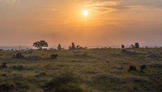 Sunrise - Northern Serengeti | by Jorge Lascar