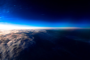Sunset over Northwest Territory in Canada- 12a