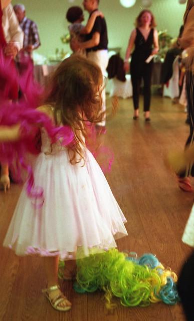 Kasia's wedding
