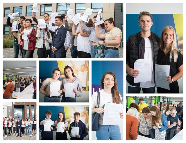 New College Doncaster - Results Day 2019
