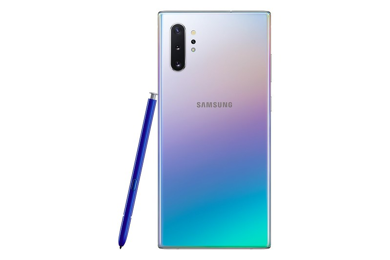 Samsung Glaxy Note10+ - Aura Glow - Back