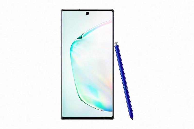 Samsung Glaxy Note10 - Aura Glow - Front