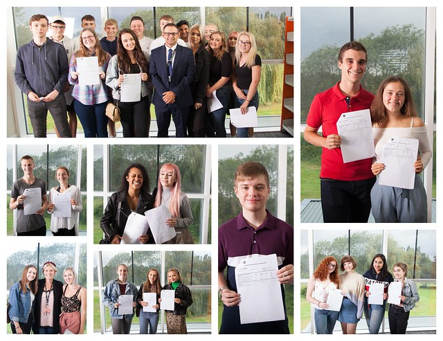 New College Pontefract - Results Day 2019