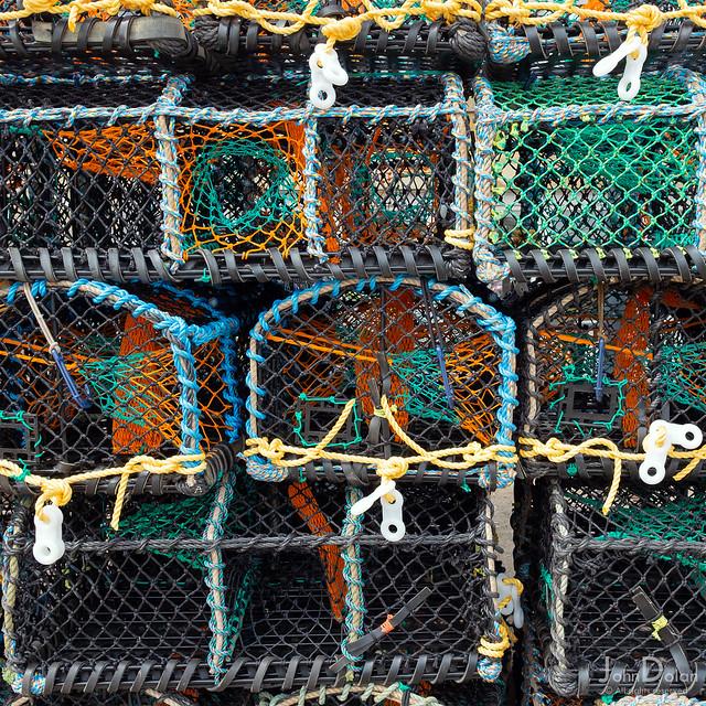 lobster pots | scarborough