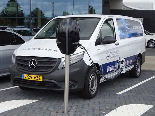 2019 Mercedes-Benz eVito Photo
