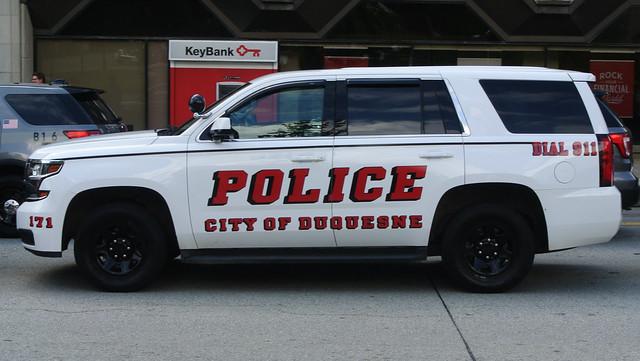 Duquesne Police Department