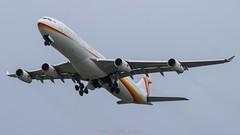 Surinam Airbus A343