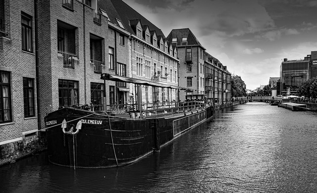 The Dyle in Mechelen