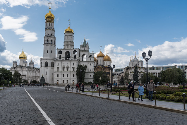 20190806_0363 Moscow, the three cathedrals inside Kremlin