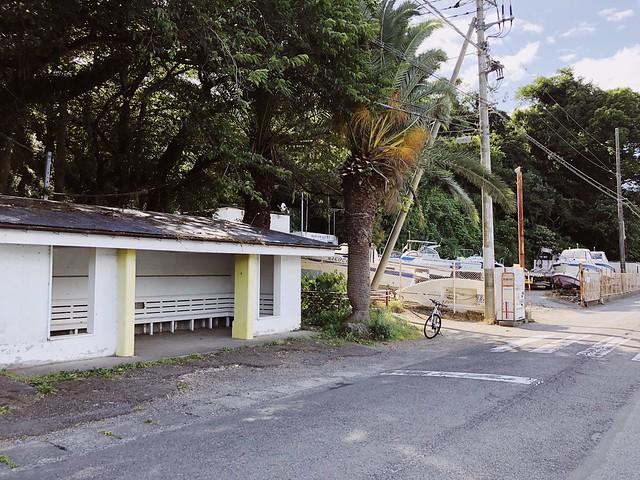 長井崎中学校巴士站