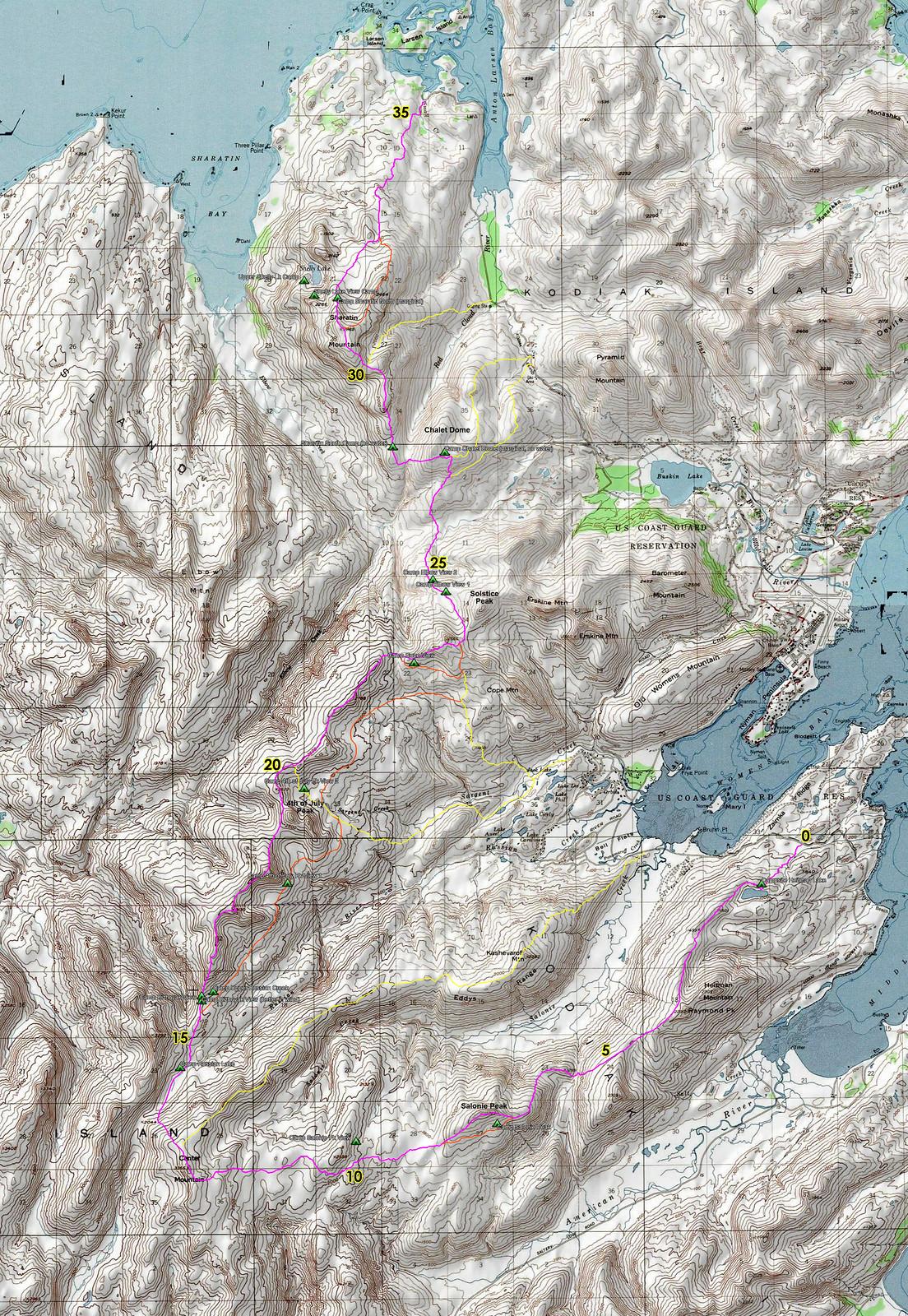 KSCC Map