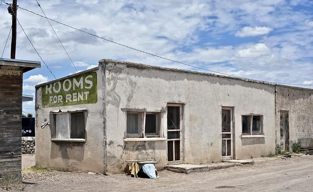 Rooms For Rent - Presidio, Texas.