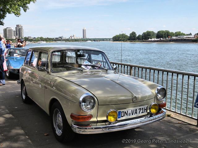 Volkswagen Variant L, 1971