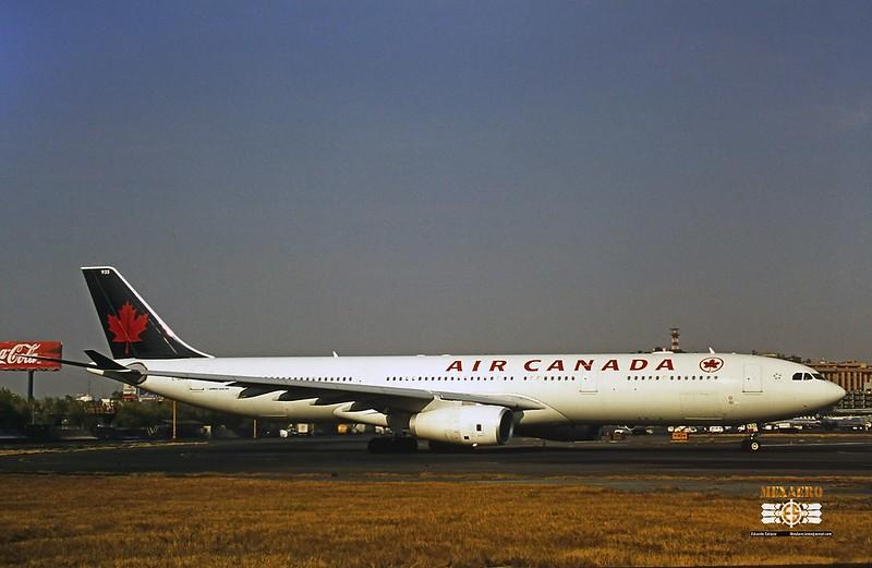 Air Canada / Airbus A330-343X / C-GHKR