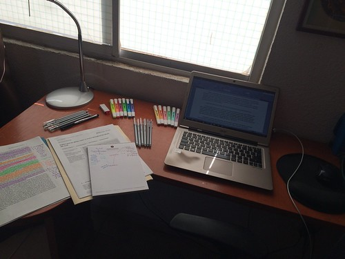 Reviewing the literature and mapping scholarship