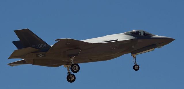 ROK AF (Republic of Korea Air Force)  F-35A Lightning, LUKE AFB  Arizona  (LUF/KLUF)  18004