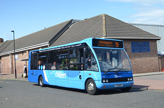 Go North East: 700 / YJ10MFU