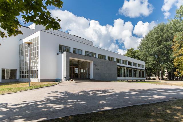 Alvar Aalto library, Vyborg